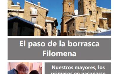 Boletín de Información Municipal. Febrero 2021
